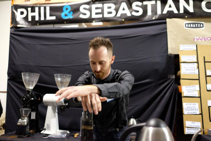 Sorry, But Please Enjoy This Canadian AeroPress Championship Coverage!