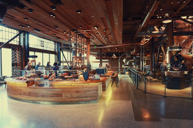 Inside The Global Design World Of Starbucks