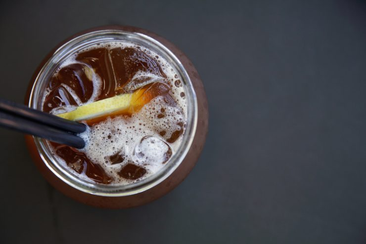 This Iced Coffee Lemonade From Sweden Is Really, Really Good