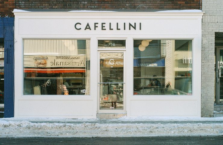 In Montreal, Cafellini Puts Customers First On Beaubien Street
