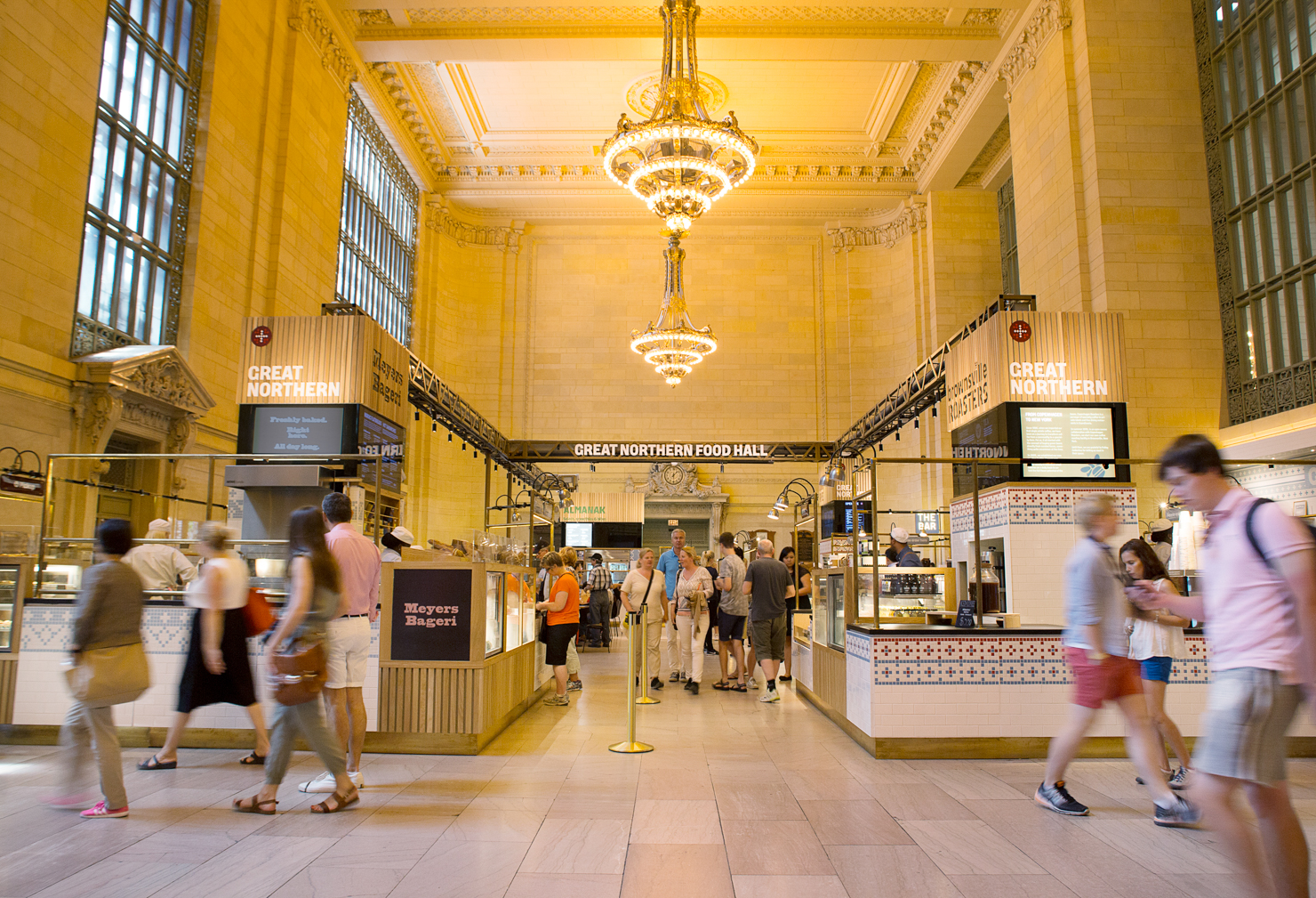 great northern food hall brownsville coffee the pulley collective brooklyn grand central terminal new york claus meyer sprudge