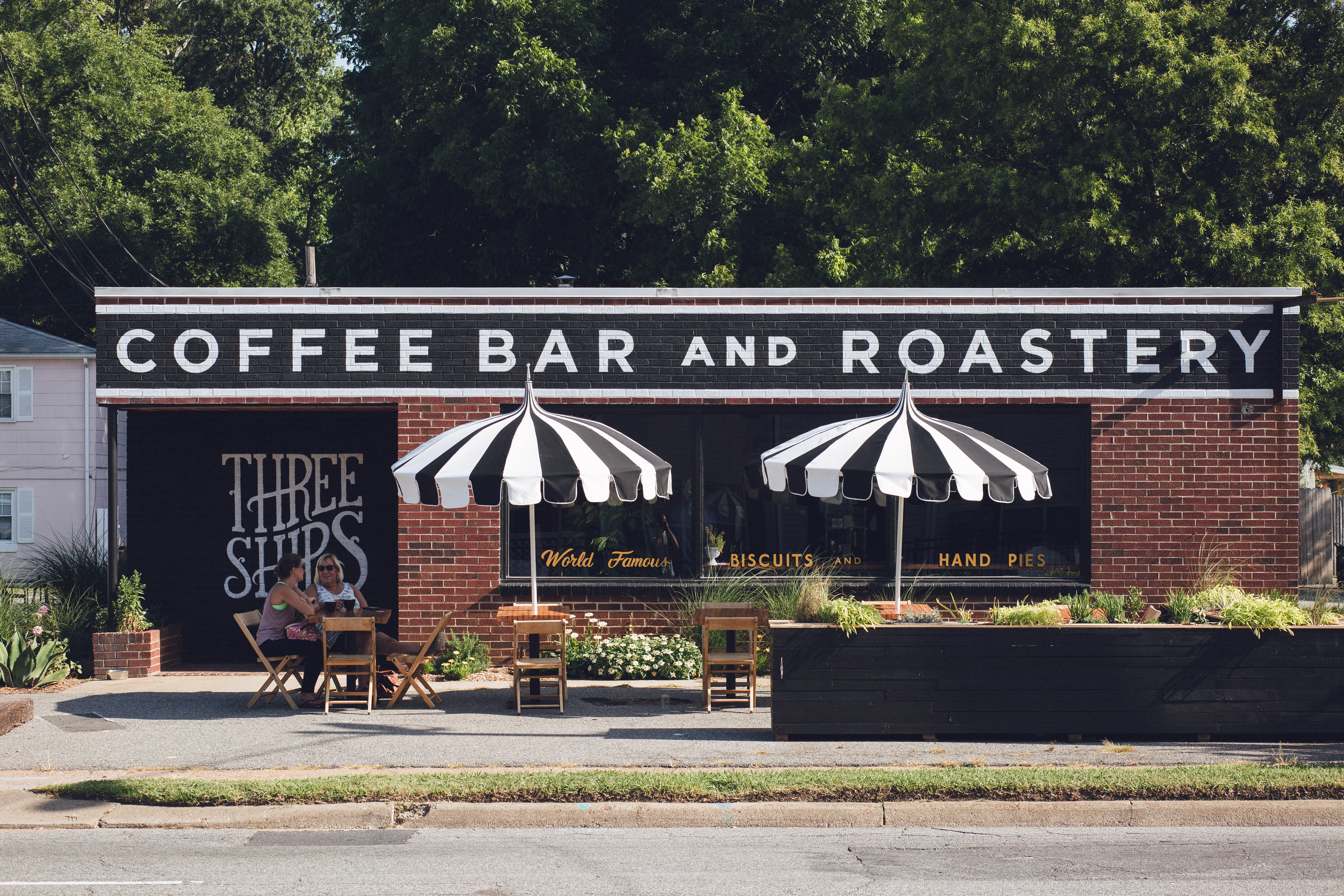 three ships coffee roasters virginia beach build-outs of summer cafe sprudge