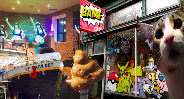 6 Themed Cafes That Will Give You Life