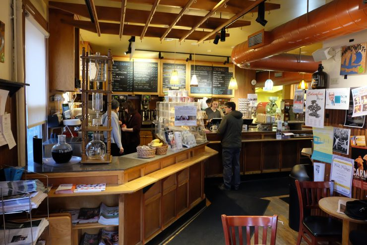 providence rhode island cafe coffee guide bolt coffee company the dean hotel risd museum borealis dave's coffee the shop coffee exchange new harvest coffee and spirits sprudge